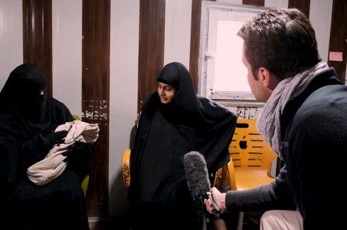 Diancam Bakal Dibunuh, Shamima Dipindahkan dari Kamp Pengungsi Suriah