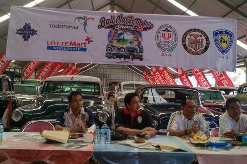 Pameran Mobil Kuno Masuk Kalender Resmi Pariwisata Bali