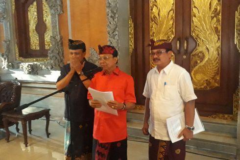 Ini Alasan Gubernur Bali Minta Menteri Luhut Diam Soal Teluk Benoa