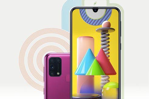 Spesifikasi Lengkap dan Harga Samsung Galaxy M31 di Indonesia