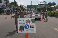 PPKM Darurat, Berikut 8 Titik Penyekatan di Kabupaten Bogor