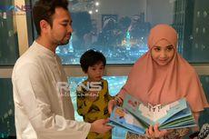Nagita Slavina Terharu Dapat Kado Ulang Tahun, Raffi Ahmad Malah Bilang Begini