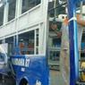 Bocor, Bodi Bus Suites Class Buatan Adiputro Milik PO Pandawa 87