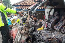 Kisah Sumitri, Usai Tengok Khitanan Cucu, Tewas akibat Kecelakaan di Tol Cipali