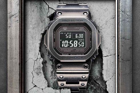 Sentuhan Usang dalam Arloji Terbaru G-Shock