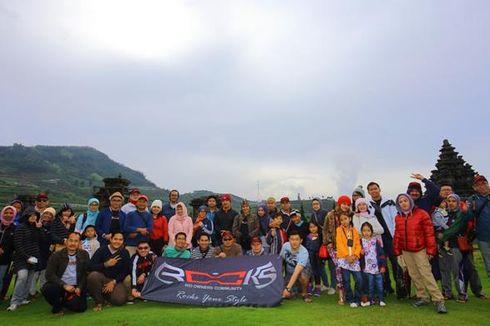 Selebrasi Komunitas Kia Rio di Jawa Tengah