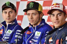 Jorge Lorenzo: Bukan Hanya Lamban, Valentino Rossi Juga Tak Punya Ketepatan