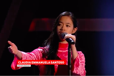 Saingan Claudia Peserta dari Swiss dan Austria di The Voice Jerman