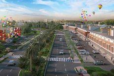 Ciputra Group Pasarkan Commercial Area (Ruko) Pertama di Citra Maja Raya
