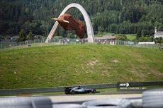 Resmi, FP3 F1 GP Styria Dibatalkan Karena Cuaca Buruk