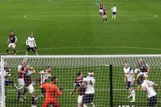 Hasil Burnley Vs Tottenham - Alderwireld Berdarah, Spurs Menang 1-0