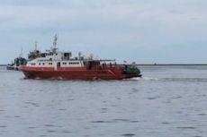 Kapal Pesiar Mati Mesin, Terombang-ambing di Tengah Laut Sulsel
