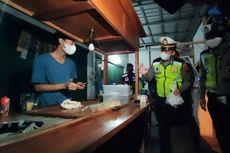 Cerita PKL, Jualan Sampai Malam, Kaget Saat Didatangi Polisi, Ternyata Dagangannya Diborong