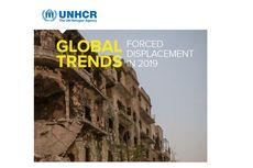 Laporan UNHCR: Jumlah Pengungsi di Dunia Mencapai 79,5 Juta