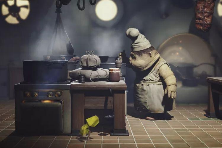 game little nightmares bisa diunduh gratis melalui Steam. Ini link downloadnya.