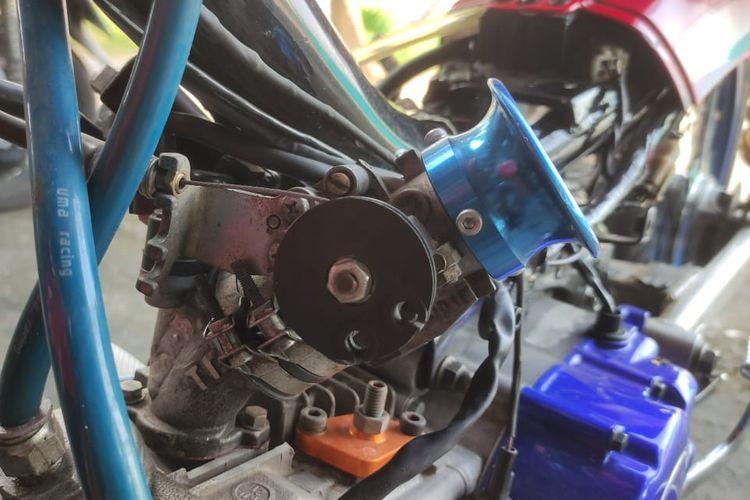 Throttle body yang digunakan di Yamaha Crypton injeksi