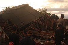 Madrasah Diniyah di Cianjur Ambruk Akibat Hujan dan Angin Kencang