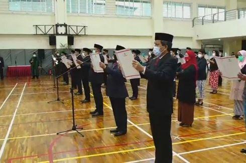 9 Perwira Tinggi Polri Duduki Jabatan Penting di KPK, ICW: Mengikis Independensi