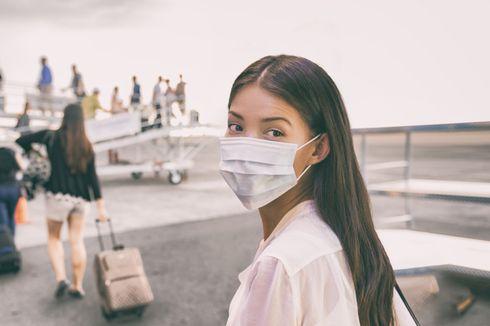 Hindari Pakai Makeup Saat Menggunakan Masker, Apa Alasannya?