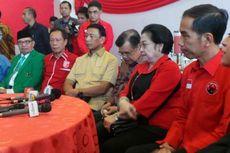 Tamu-tamu Jokowi dan Sinyal Perombakan Kabinet