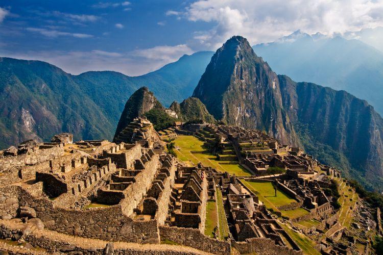 Machu Picchu, sisa kerajaan Inca