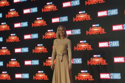 Jawaban Captain Marvel soal Kalahkan Thanos dalam Avengers: Endgame