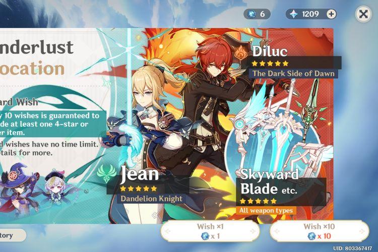 Review Game Genshin Impact Bukan Untuk Pemain Yang Mudah Bosan Halaman All Kompas Com