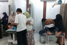 Tersambar Petir, 9 Orang Masih Dirawat di Rumah Sakit
