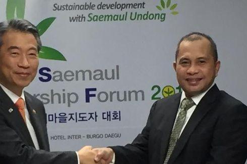 Indonesia dan Korea Sepakati Penerapan Konsep Saemaul Undong