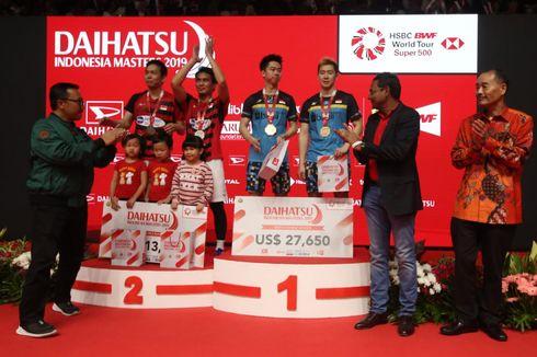 Daihatsu Komitmen Dukung Indonesia Masters Jangka Panjang