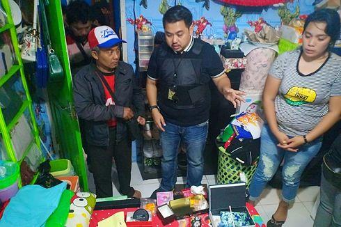 Polisi Temukan 1.300 Butir Ekstasi Saat Geledah Rumah Kurir Narkoba di Jakut