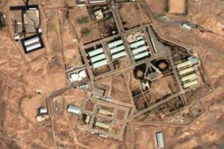 Badan Energi Atom Internasional tidak diberikan izin memasuki kompleks Parchin sejak tahun 2005.