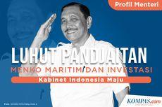 INFOGRAFIK: Profil Luhut Pandjaitan, Menko Kemaritiman dan Investasi