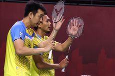 Ahsan/Hendra Kalah pada Semifinal Thailand Open II, Pelatih Sebut Faktor Stamina dan Usia