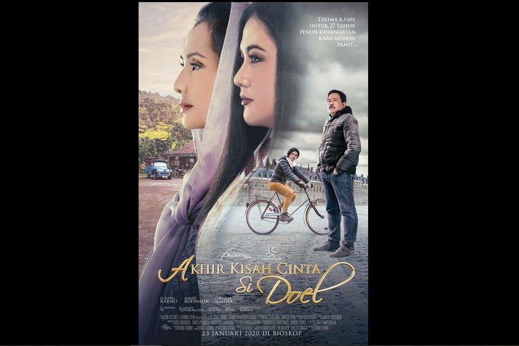 Akhir Kisah Cinta Si Doel (Si Doel The Movie 3)