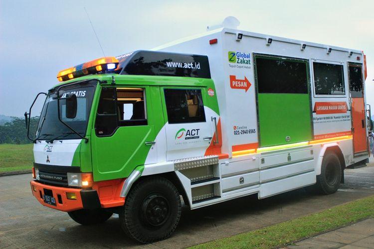 truk double kabin act