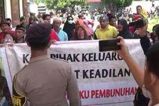 Protes Saat Sidang, Keluarga Mayat Perempuan dalam Karung Minta Serda Novri Dihukum Mati