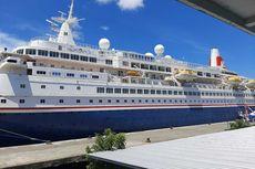 Singgahi Ambon, Kapal Pesiar MV Boudicca Bawa 900 Turis