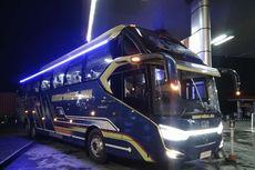 Bus Baru PO Sudiro Tungga Jaya, Kali Ini Pakai Sasis Mercy Tronton