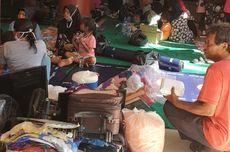 Kebakaran di Setiabudi, 200 Korban Mengungsi di Viky Sianipar Center dan STIE Muhammadiyah