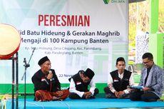 Berkat Kerja Sama Semua Pihak, Masjid untuk Warga Korban Tsunami Banten Diresmikan