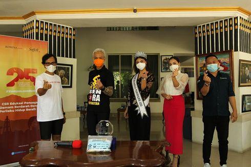 Waspada DBD di Tengah Pandemi, Enesis Group Berikan Bantuan untuk Masyarakat Jawa Tengah