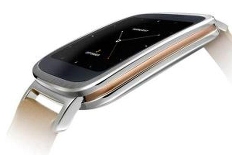 Jam tangan pintar Asus Zenwatch.