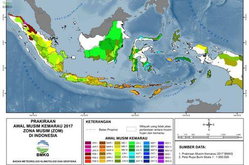 Musim Kemarau Tiba, Penduduk Indonesia Wajib Berterima kasih