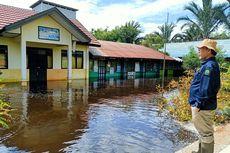 1.285 Sekolah Terdampak Banjir di Kalsel, 50 Rusak Parah