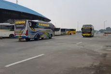 Selama Pandemi Corona, Pemudik Tujuan Jateng dan Jatim di Terminal Pulo Gebang Mendominasi