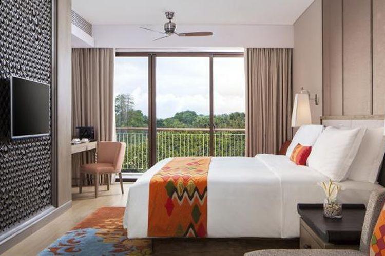 Tipe kamar Junior Suite Mövenpick Resort & Spa Jimbaran Bali.