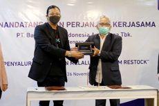 BRI Agro Gandeng Restock untuk Menyalurkan Kredit kepada UMKM Melalui Platform Digital