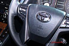 Recall Airbag Mobil Toyota Masih Berjalan, Ini Produk yang Terlibat