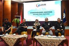 LAN Buka Kesempatan Stakeholders untuk Sampaikan Masukan dan Saran